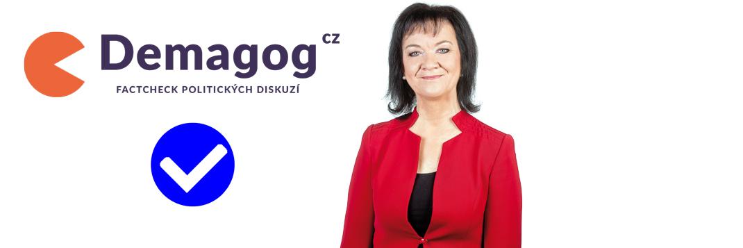 Marta Semelová, demagog.cz