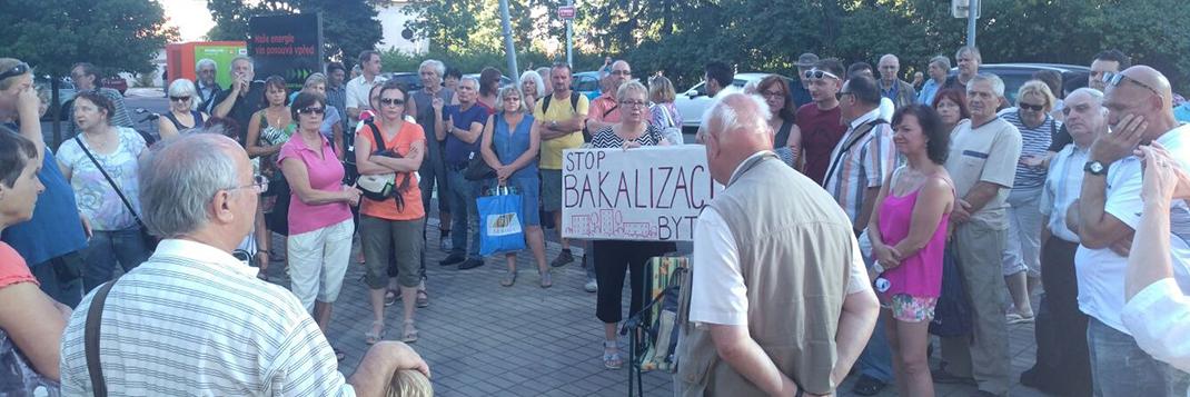 Marta Semelová, písnice, podpora, demonstrace