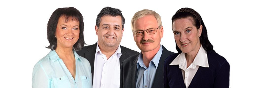 Zastupitele KSČM v ZHMP