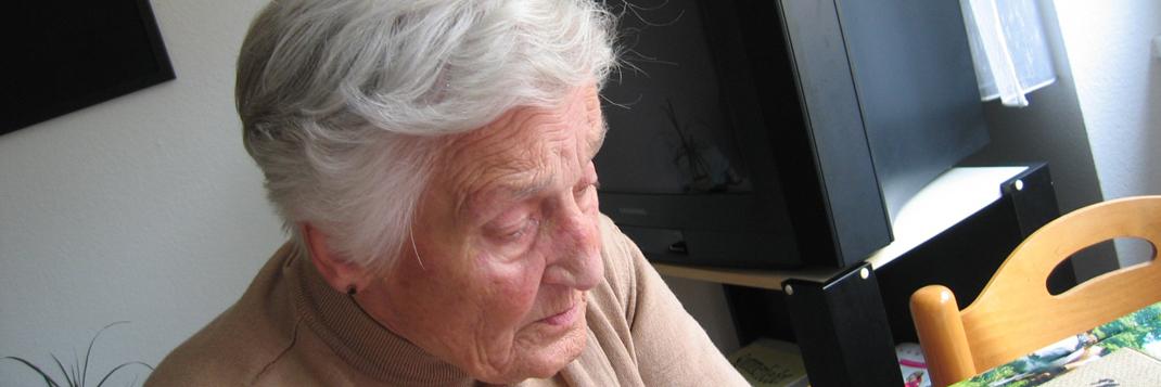 starý člověk, sociální, bydlení