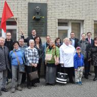 Pietní akt k 60. výročí úmrtí Vítězslava Nezvala