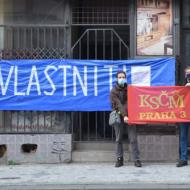 Husitská ulice, Praha 3